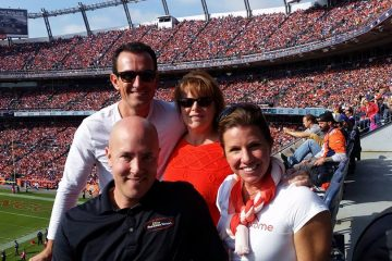Elite Real Estate Network Photos - Denver Broncos Football Game with Xome