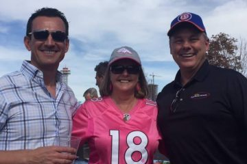 Denver Broncos Football Game Tailgate Member Outing Elite Real Estate Network Photos
