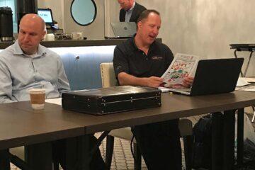 Elite Real Estate Network Members Meeting with Rick Brenkus