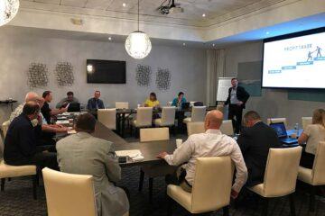 Elite Real Estate Network Members Round Table Meeting