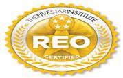 REO Certified Logo